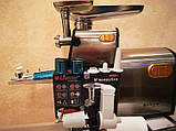 Электромясорубка соковыжималка c терками для овощей Livstar (реверс) 3000W, фото 4
