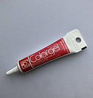 Краситель гелевый красный Modecor Rosa Fragola 20г