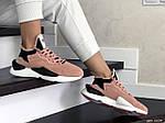 Жіночі кросівки Adidas Y-3 Kaiwa (пудрові), фото 4