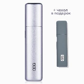 QOQ Smart |технология iqos| JKR Система нагревания стиков Серебро