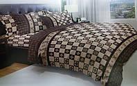 Дуспальное постельное белье 2,0 бязь Голд в ассортименте.