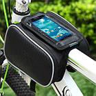 """Велосумка """"штаны"""" нарамная Roswheel 12813 с отделением для телефона 5.0"""" / 5.7"""", фото 2"""