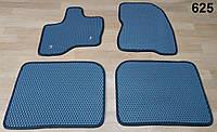 Водо- и грязезащитные коврики на Lincoln MKT '09- из экологически чистого материала EVA