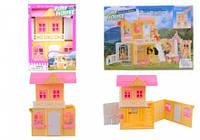 """Игровой набор для девочек кукольный домик """"Дом мечты""""."""