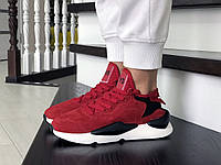 Женские кроссовки Adidas Y-3 Kaiwa (красные)