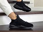 Жіночі кросівки Adidas Y-3 Kaiwa (чорні), фото 3