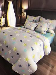 """Двуспальный комплект постельного белья """"Галактрика"""""""
