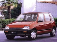 Daewoo Tico (Хетчбек) (1996-2003)