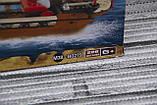 """Конструктор SLUBAN """"Пиратский корабль"""" 226 деталей., фото 5"""