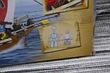 """Конструктор SLUBAN """"Пиратский корабль"""" 226 деталей., фото 8"""