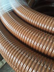 Шланг ПВХ напорно-всасывающий для ассенизатора и канализации
