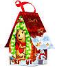 Шоколадный мишка Lindt Teddy House 100 g