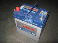 Аккумулятор   40Ah-12v BOSCH (S4019) (187x127x200),L,EN330(Азия)тонк.клемы, 0092S40190