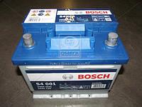 Аккумулятор   44Ah-12v BOSCH (S4001) (207x175x175),R,EN440, 0092S40010