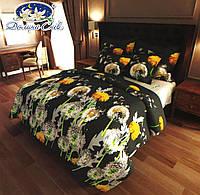 Постельное белье из  бязи (Голд) Евро-стандарт, фото 1