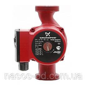 Циркуляционный насос Grundfos UPS 32-4-180+гайки для системы отопления (Дания)