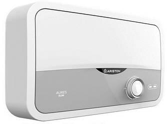 Проточный водонагреватель Ariston Aures S 3.5