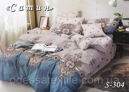 Комплект постельного белья Тет-А-Тет двуспальное  S-304
