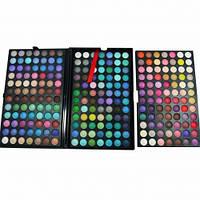 Профессиональная палитра теней для век 252 цвета , палетка теней