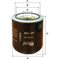 Элемент осушителя воздуха (адсорбер) AD 1100 M FILTER