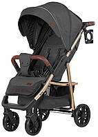 Детская прогулочная коляска CarrelloEcho CRL-8508/1 Midnight Gray