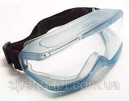 Очки защитные TRIARMA герметичные без вентиляции.
