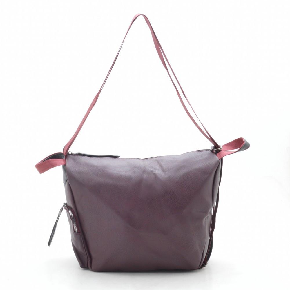 Женская сумка-рюкзак H1010 red