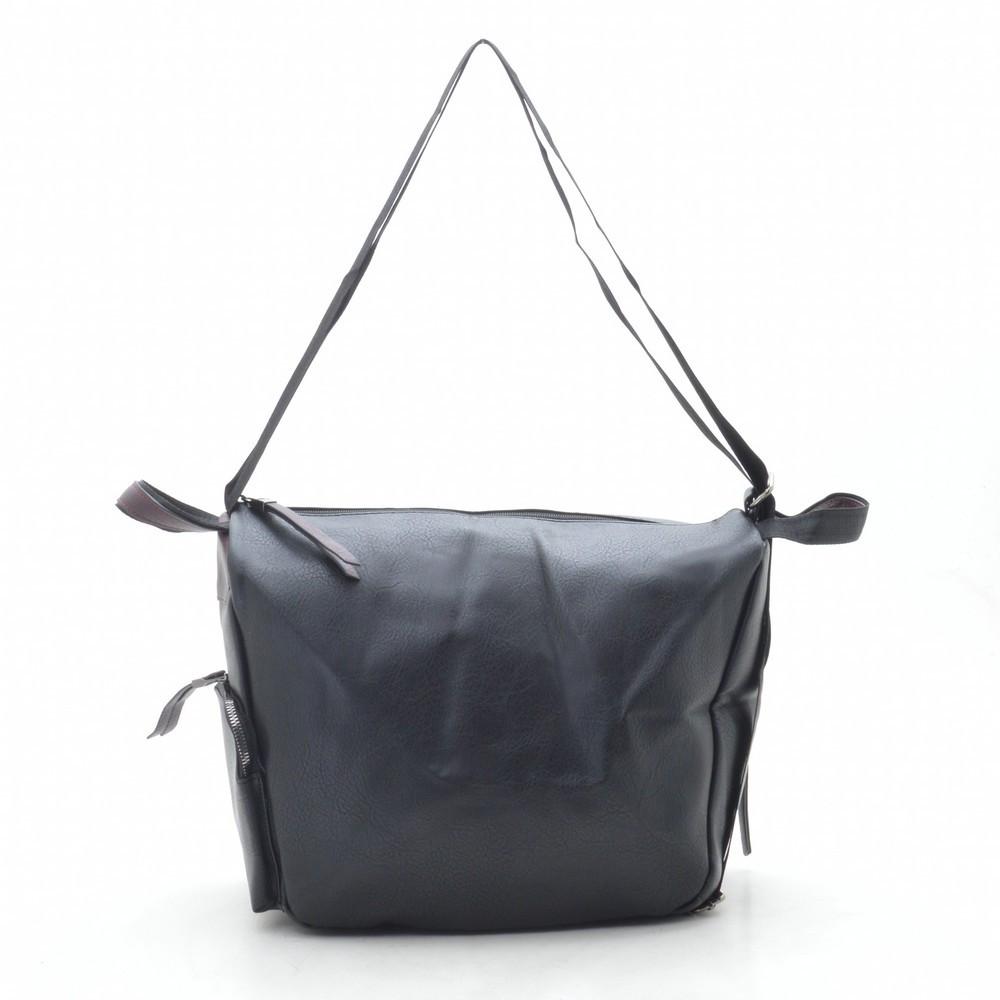 Жіноча сумка-рюкзак H1010 black