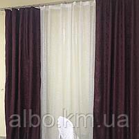 Шторы с принтом в детскую комнату спальню, жаккардовые шторы для кухни зала гостинной, шторы и тюль в комнату, фото 8