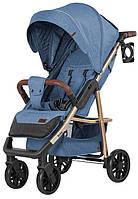 Детская прогулочная коляска CarrelloEcho CRL-8508/1 Azure Blue