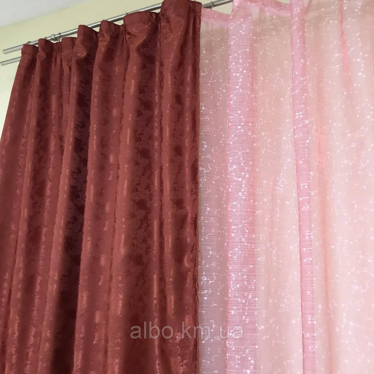 Шторы с тюлем в зал прихожую комнату, портьеры и гардины в детской комнате спальне, шторы для кухни зала