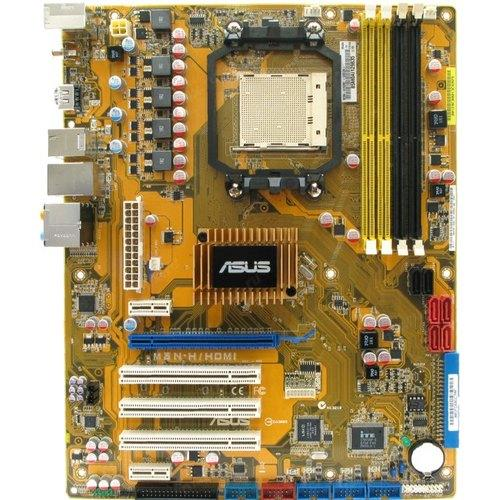 Плата AMD sAM3 AM2+ ASUS M3N-H/HDMI 125W READY c HDMI ! Поним ЛЮБЫЕ 2-4 ЯДРА ПРОЦЫ X2-X6 до PHENOM II X6 1100T