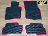 Водо- и грязезащитные коврики на Mini Cooper '07-14 из экологически чистого материала EVA