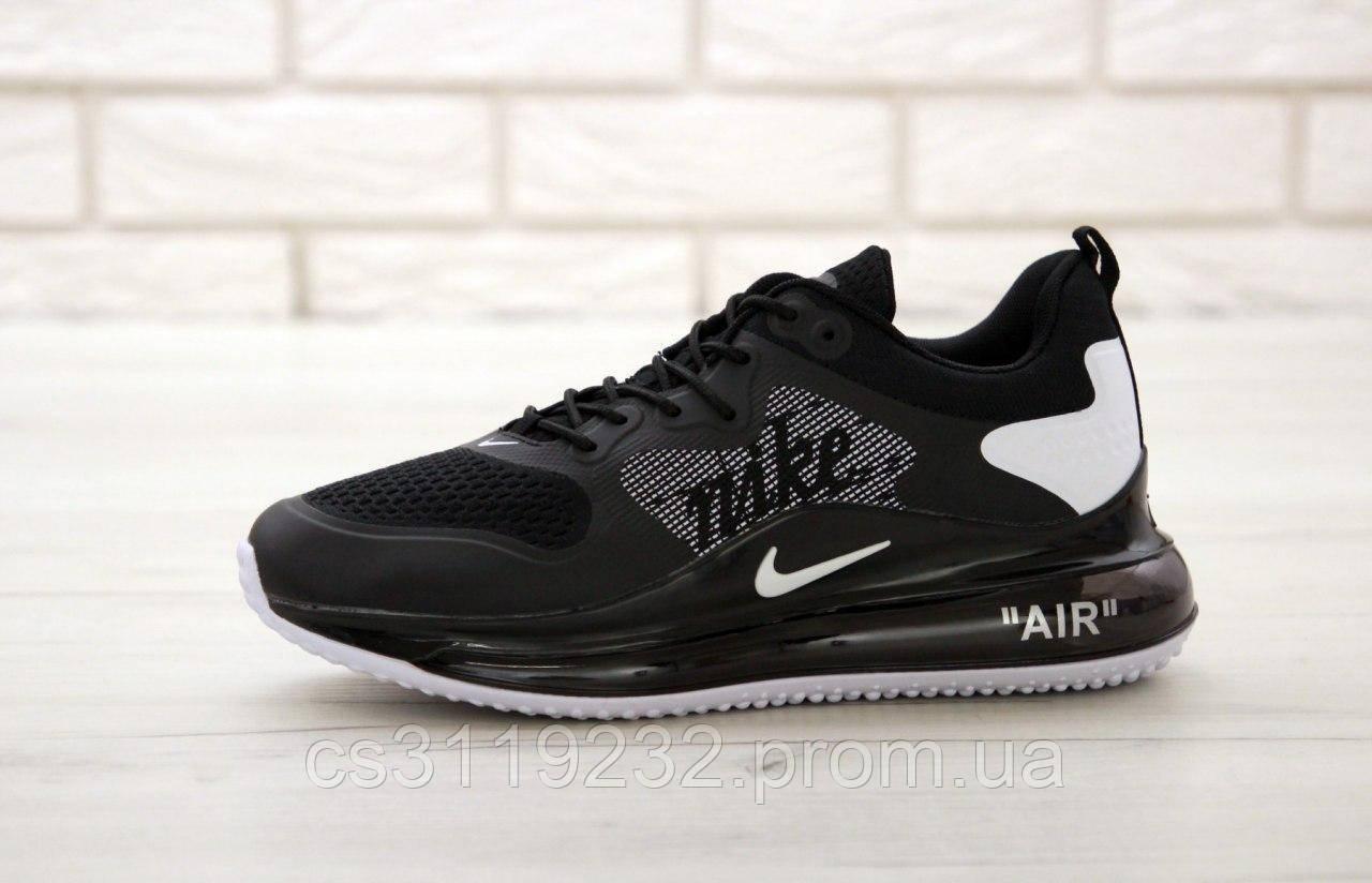 Чоловічі кросівки Nike Air Max 720 (чорні)