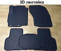 Водо- и грязезащитные коврики на Mitsubishi ASX '10- из экологически чистого материала EVA