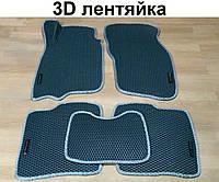 Водо- и грязезащитные коврики на Mitsubishi Carisma '95-06 из экологически чистого материала EVA