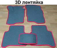 Водо - і брудозахисні килимки на Mitsubishi Galant 8 '96-03 з екологічно чистого матеріалу EVA