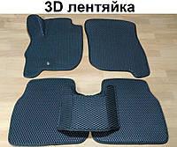 Водо - і брудозахисні килимки на Mitsubishi Galant 9 '04-12 з екологічно чистого матеріалу EVA