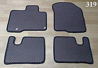 Водо - і брудозахисні килимки на Mitsubishi i MiEV '09 - з екологічно чистого матеріалу EVA
