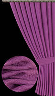 Ткань для пошива штор Лен Аврора 314