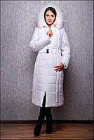 Теплое зимнее пальто Милана макси, р 44-72, фото 1