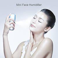 Ультразвуковой карманный увлажнитель для лица на аккумуляторе, увлажнитель для лица