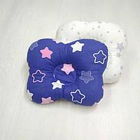 Детская ортопедическая подушка Тм Миля   Звезда 22 х 26 см