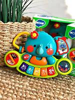 Музыкальная игрушка, Пианино для малышей, Слоник