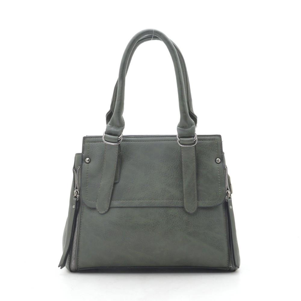 Женская сумка F1105 green