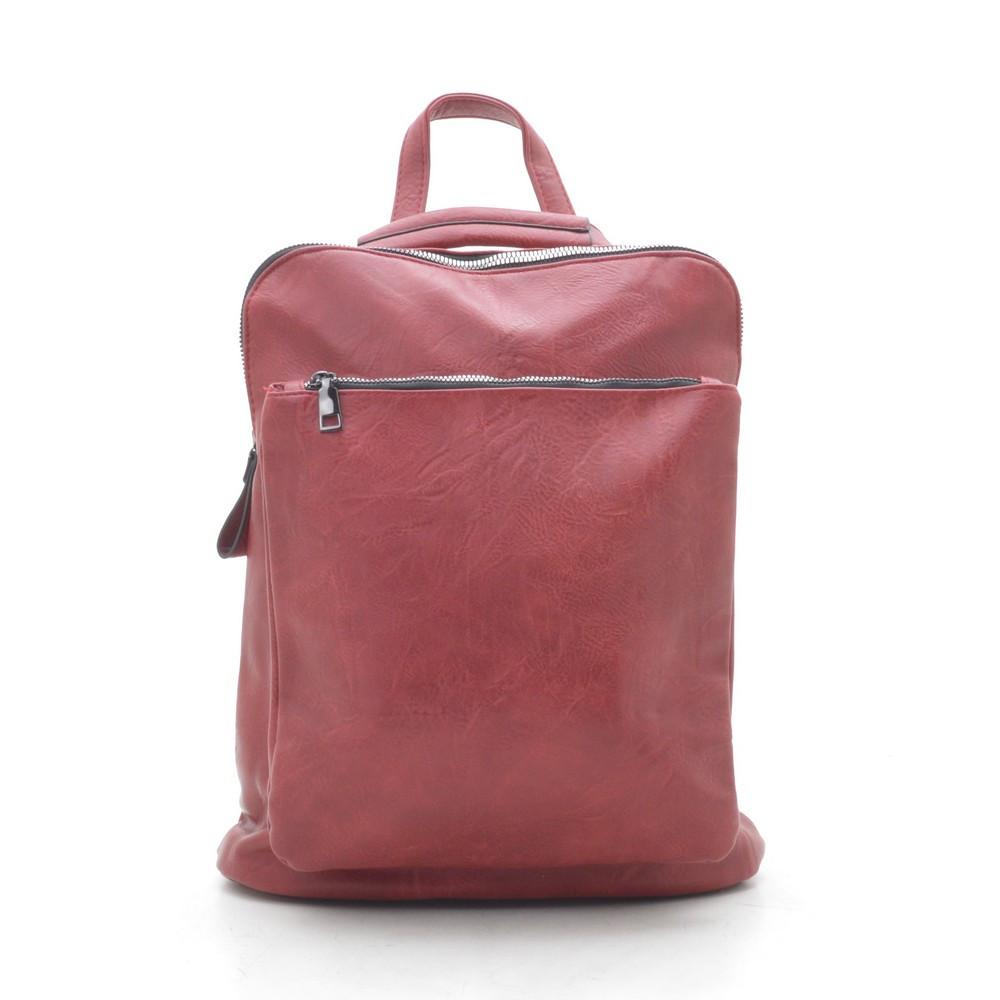 Рюкзак жіночий B3737 red