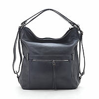 Жіноча сумка-рюкзак F1054 black, фото 1