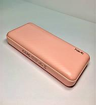 Портативний зарядний пристрій Havit HV-H584, 10000 mAh Pink, фото 2