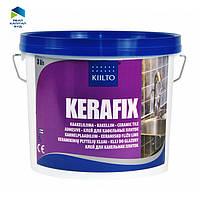 Клей для кафельной плитки Kiilto Kerafix 3л (4,5 кг)