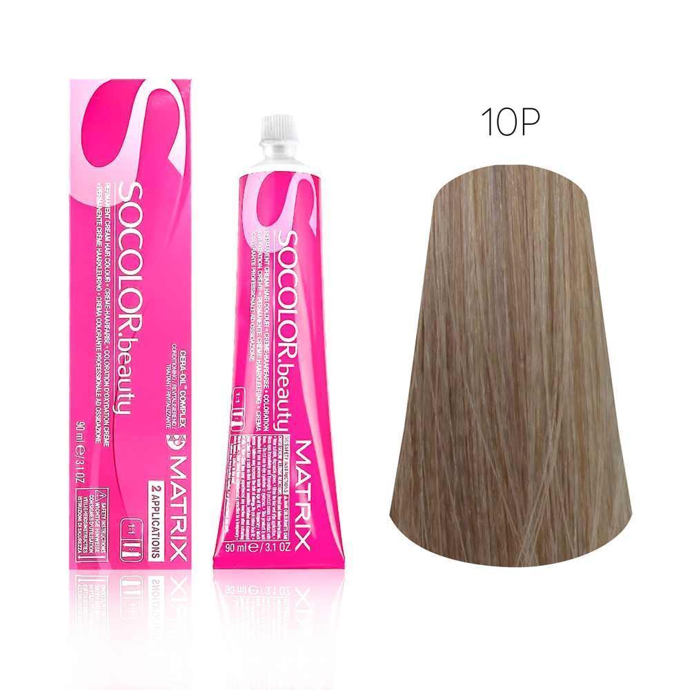 Купить Стойкая краска для волос Matrix SOCOLOR.beauty 10P, Matrix Professional